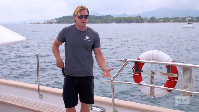 Below Deck Sailing Yacht Paget Berry
