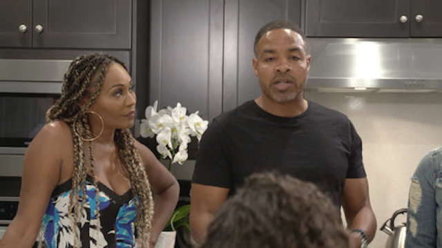 Cynthia Bailey Mike Hill Real Housewives Of Atlanta