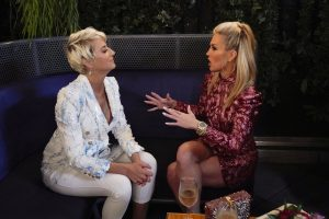 Dorinda Medley Says Tinsley Mortimer Isn't A Good Housewife Because She's Not Transparent; Thinks Tinsley's Behavior Is Unfair To The Real Housewives Of New York Cast