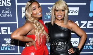"Marlo Hampton Shoots Down Accusations She's Nene Leakes' ""Lapdog""; Says Nene Doesn't ""Ride For Her"" The Same Way"
