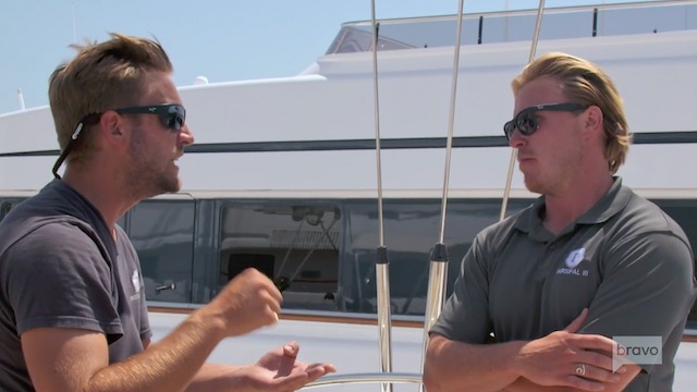 Parker McCown Paget Berry Below Deck Sailing Yacht