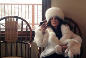 Lisa Vanderpump fur