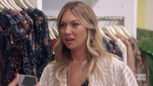 Stassi Schroeder Felt Unprepared And Put On The Spot For Her Interview With Tamron Hall