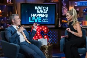 Andy Cohen Denise Richards