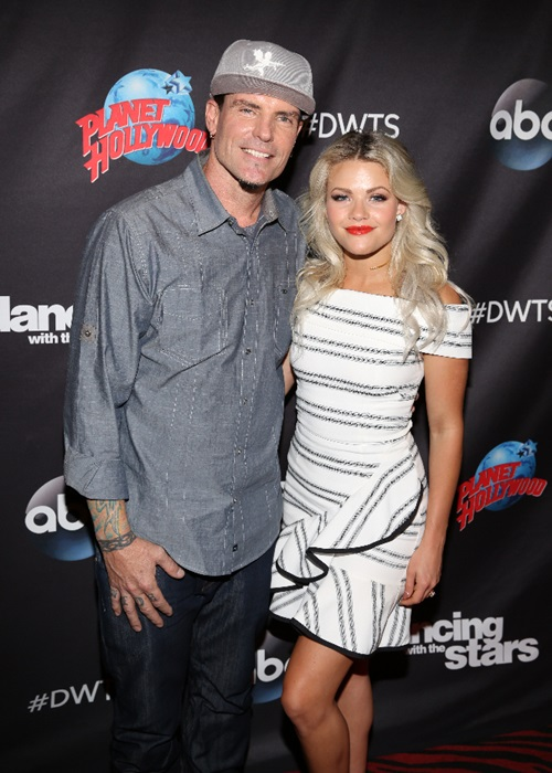Witney and Vanilla Ice