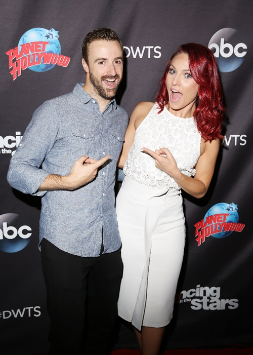 James and Sharna
