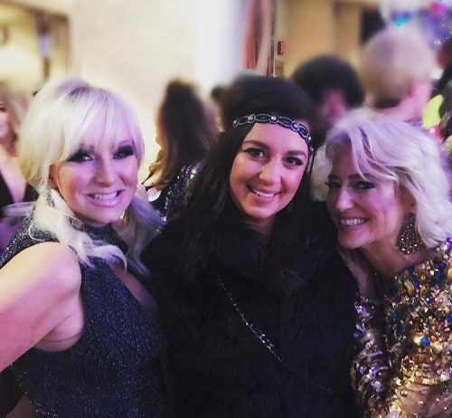 Margaret Josephs & Dorinda Medley With. A Friend