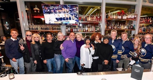 John Mahdessian, Dorinda Medley, Margaret Josephs, & Joe Benigno With Friends
