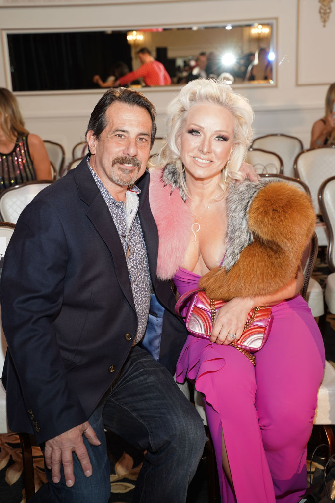 Joe Benigno & Margaret Josephs