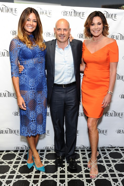 Kelly Bensimon, Tom, Luann