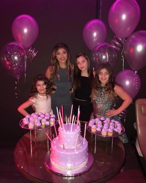 The Giudice Girls