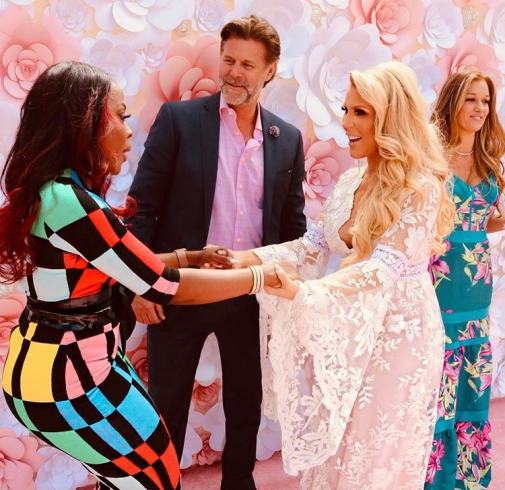 Phaedra Parks, Slade Smiley, & Gretchen Rossi