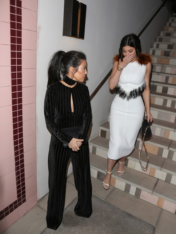 Kylie & Kourtney