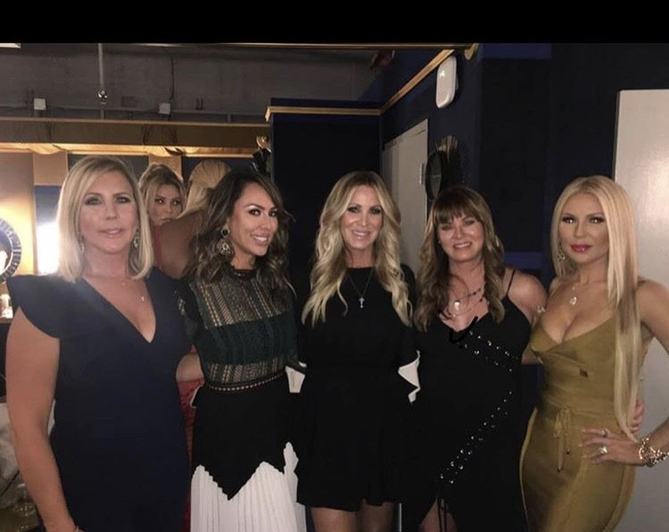 Vicki Gunvalson, Kelly Dodd, Lauri Peterson, Jeana Keough, & Gretchen Rossi