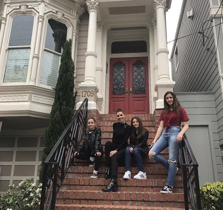 Heather Dubrow With Her Kids