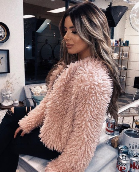 Brielle Biermann At The Salon