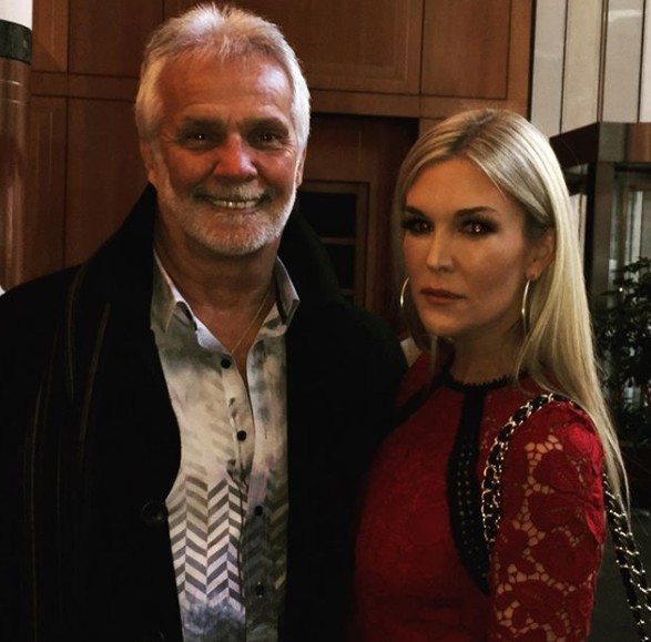 Captain Lee & Tinsley Mortimer