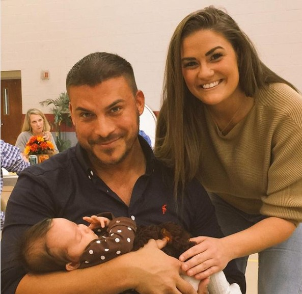 Jax Taylor With Brittany Cartwright & Her Niece