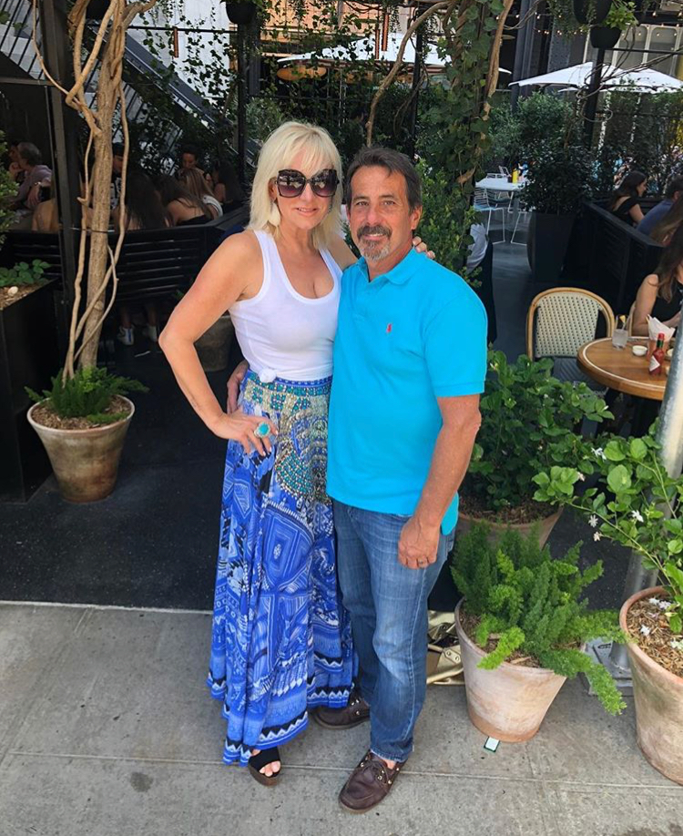 Margaret Josephs & Joe Benigno
