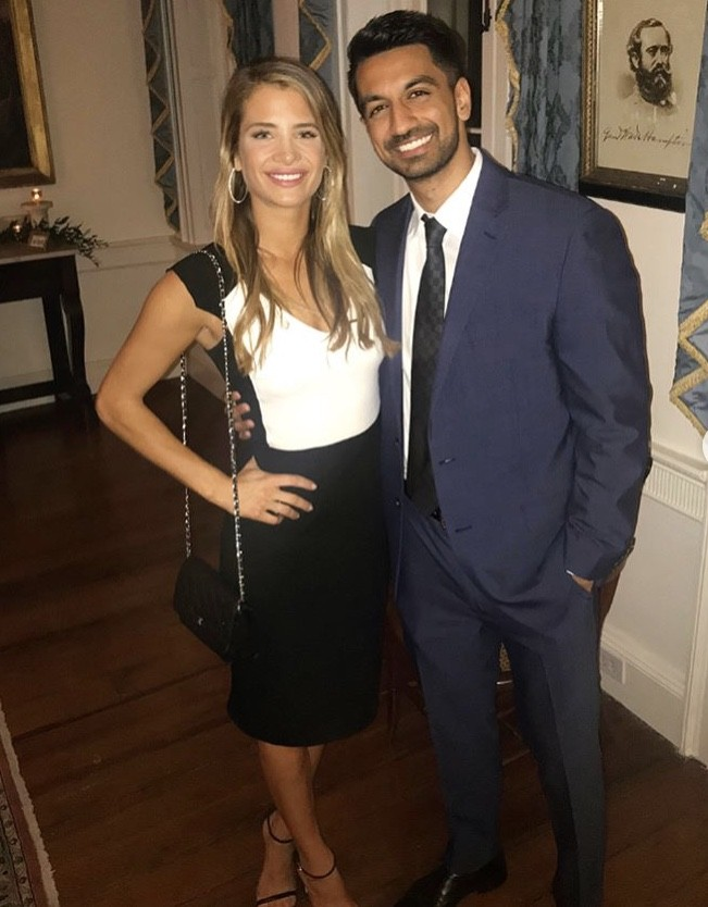 Naomie Olindo With Her Boyfriend