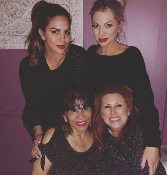 Stassi Schroeder & Katie Maloney With Their Moms