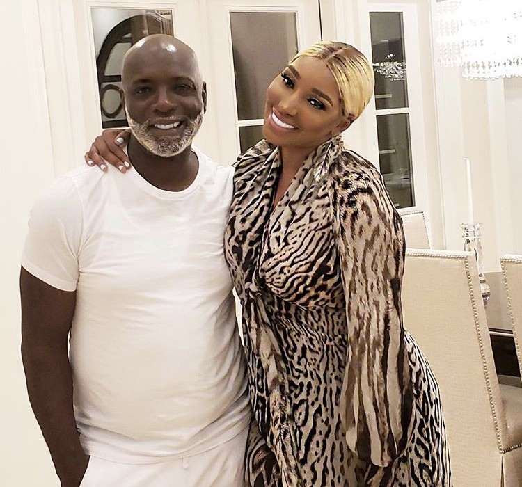 Peter Thomas & NeNe Leakes