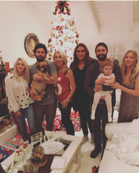 Brandon Jenner & Family