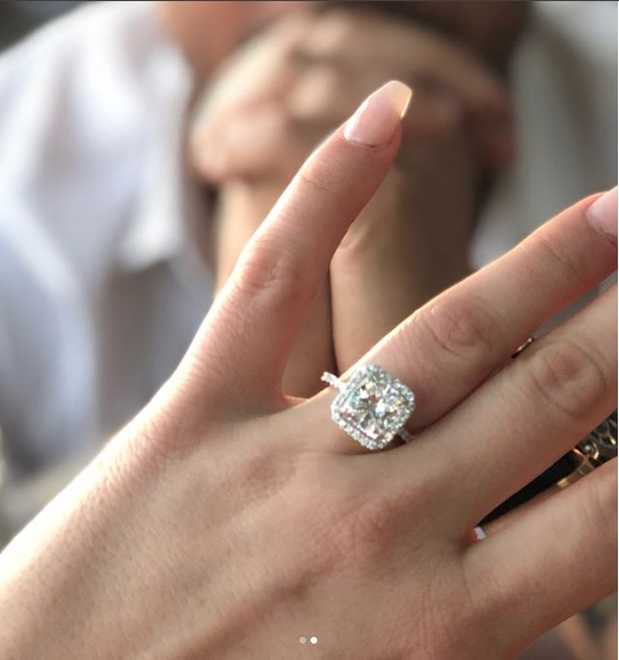 Brittany's Engagement Ring