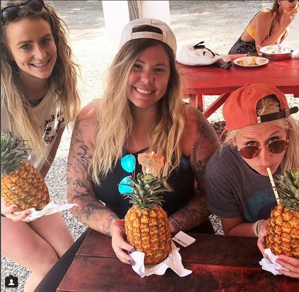 Pineapple Beach!