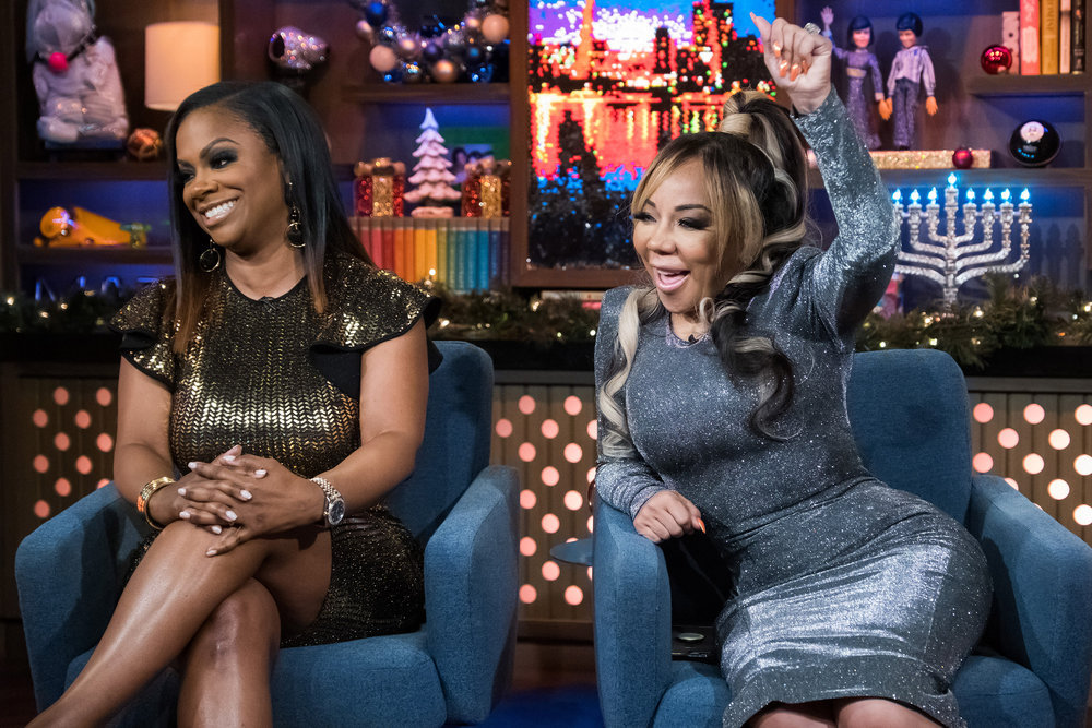 Kandi Burruss & Tiny Harris
