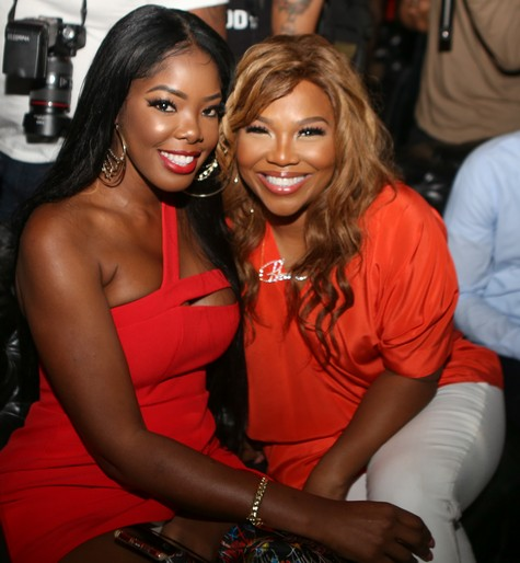 Juju and Mona Scott