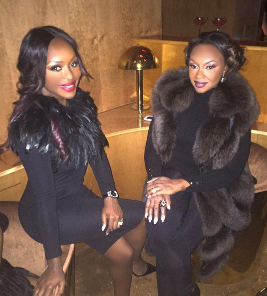 Quad and Phaedra