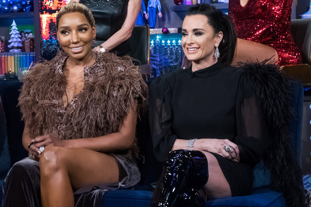 NeNe Leakes & Kyle Richards