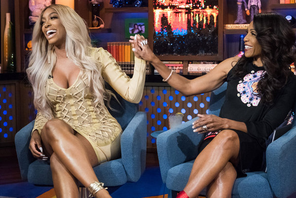 Porsha and Jackie