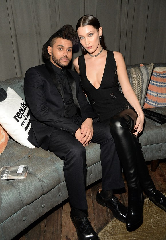 Bella & The Weeknd