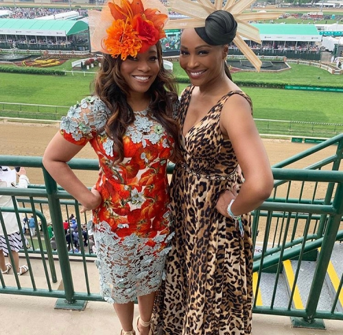 Cynthia Bailey & Connie Orlando