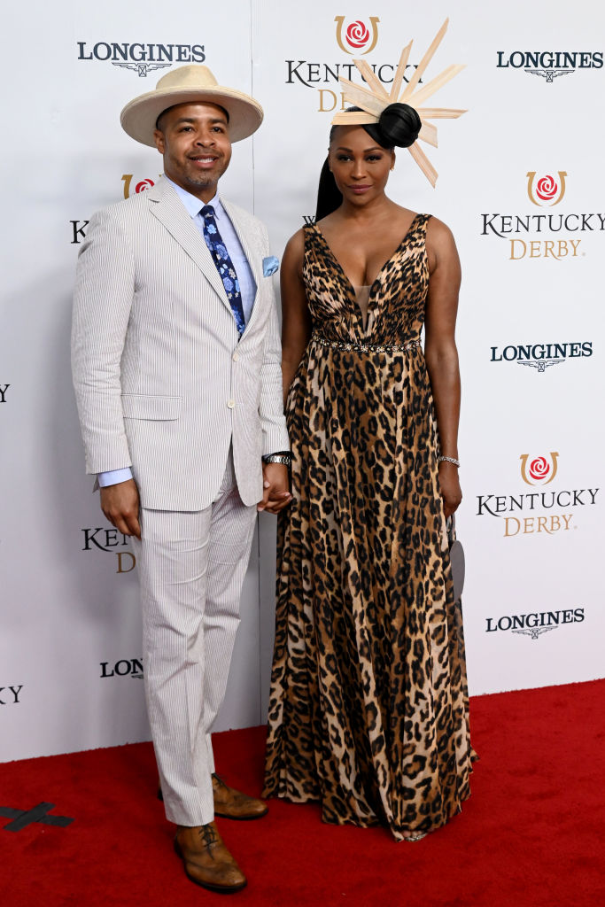 Cynthia Bailey & Mike Hill