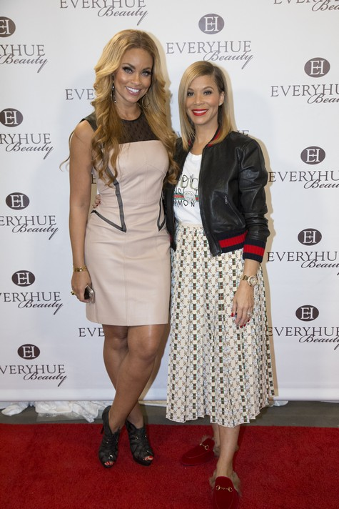 Gizelle Bryant and Erika Liles