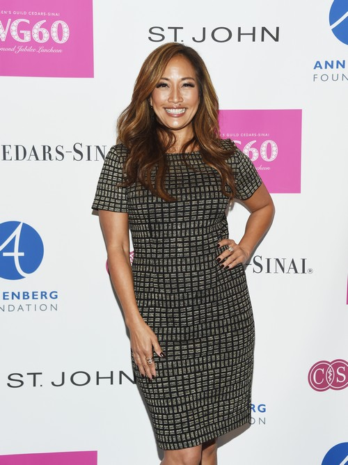 DWTS - Carrie Ann Inaba