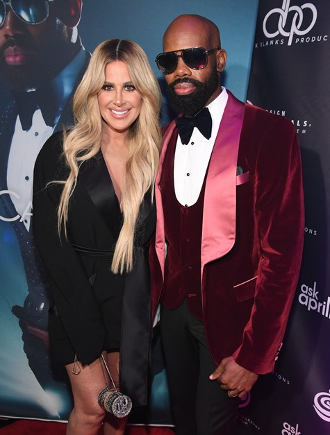 Kim Zolciak & Derek Blanks