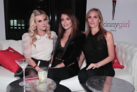Tinsley, Bethenny & Sonja