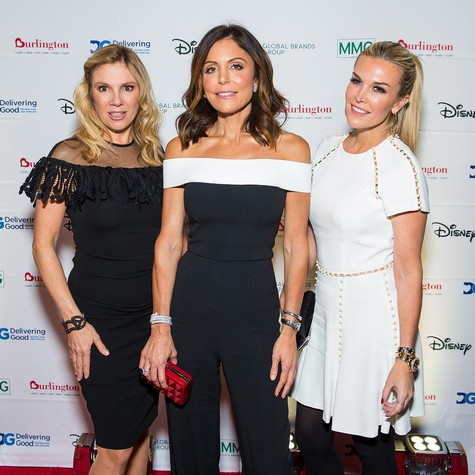Ramona, Bethenny, Tinsley