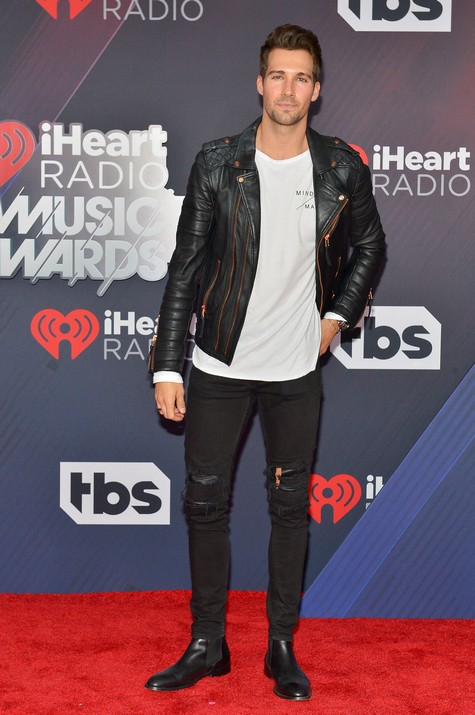 Big Brother's James Maslow