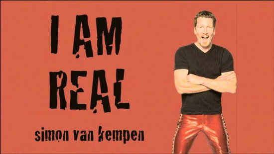 Simon van Kempen - I Am Real!