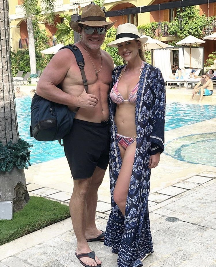 Travis & Stephanie Hollman In Colombia