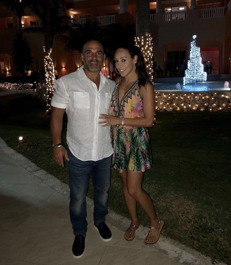 Joe & Melissa Gorga In Mexico