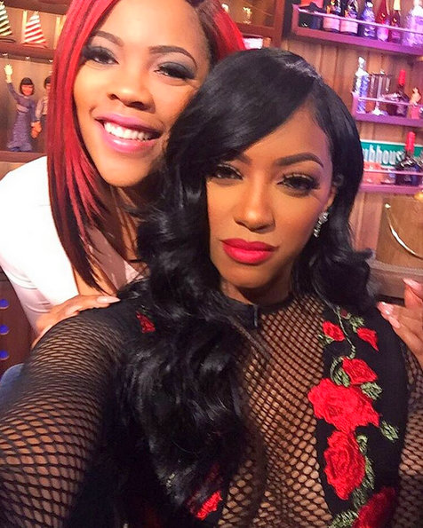 Brooklyn and Porsha