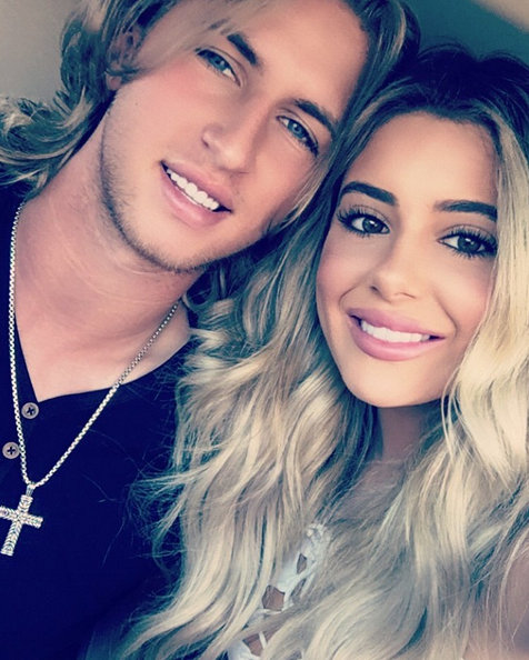 Brielle and Michael