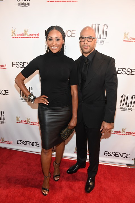 Cynthia Bailey & Will Jones