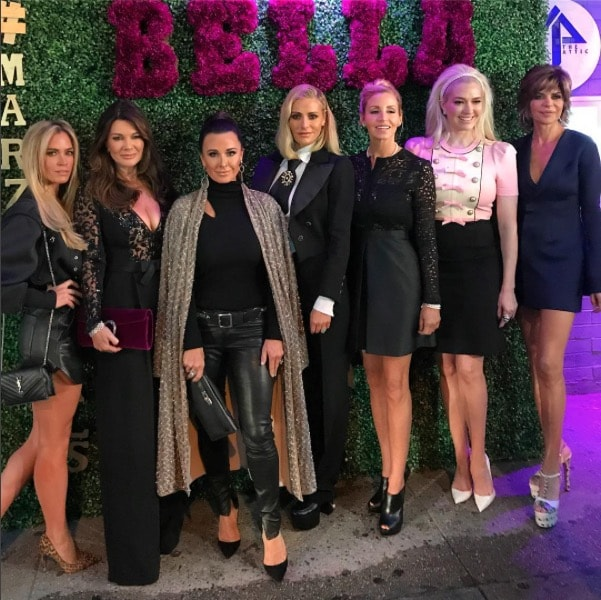 The Ladies Support Dorit's Bella Cover